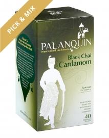 Black Chai Cardamom Tea Box Pick & Mix