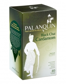Black Chai Cardamom Tea Box