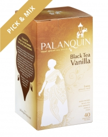 Black Tea Vanilla Tea Box Pick & Mix