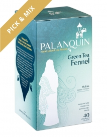 Green Tea Fennel Tea Box Pick & Mix