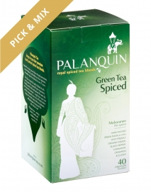 Green Tea Spiced Tea Box Pick & Mix