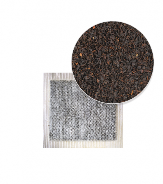 Black Tea Vanilla Tea Bag