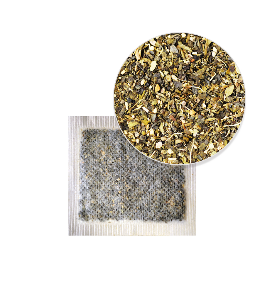 Green Tea Spiced Tea Bag
