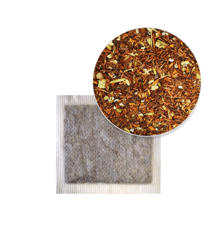 Rooibos Cardamom Tea Bag