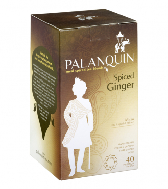 Spiced Ginger Tea Box
